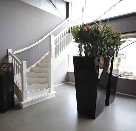 Showroom Trappen